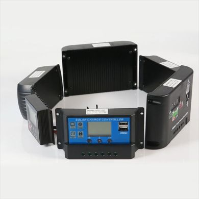 China Price 12V 24V Auto LED Display USB Solar Charge Controller     Price 12V 24V Auto LED Display USB Solar Charge Controller