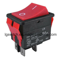 China Welding Machine Switch  Welding Machine Switch Manufacturers     Electric Welding Machine 25A IP65 Waterproof Push Rocker Switch