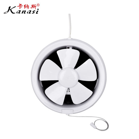 china exhaust fan window type 6 inch