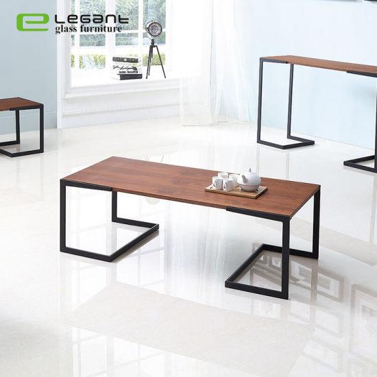 living room simple mdf coffee table
