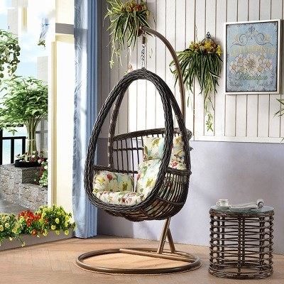 china patio outdoor hanging egg chair