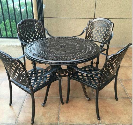 china outdoor metal furniture water