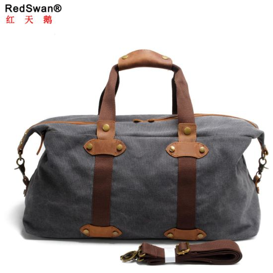 Uk Design Made In China Factory Duffel Bag Leather Canvas Gym Sport. Luge  Travel Women Mulberry c98bb4c0b6d2c