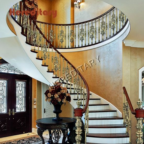 China Prefab Metal Stair Railing Wholesale Balustrade For Duplex | Duplex Stairs Wall Design | Middle Room Interior Design | Attractive | Staircase Wall Panel | Living Room Layout | Bungalow Duplex Indian