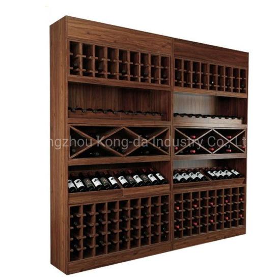factory customized wooden liquor bottle