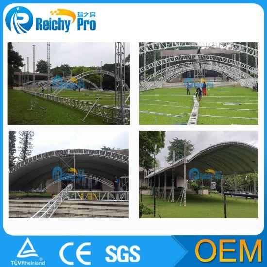 china lighting truss design stage truss