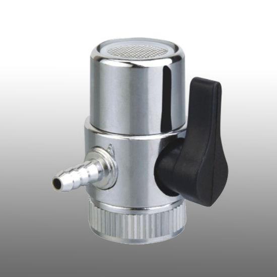 5 16 barb kitchen sink faucet diverter for water filter