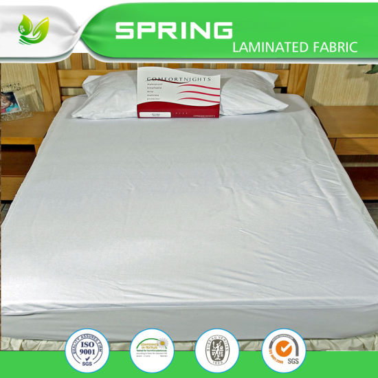 Queen Size Waterproof Washable Mattress Protector Cover Sheet Anti Bacterial