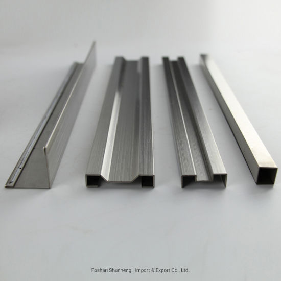 metal trim strips stainless steel tile