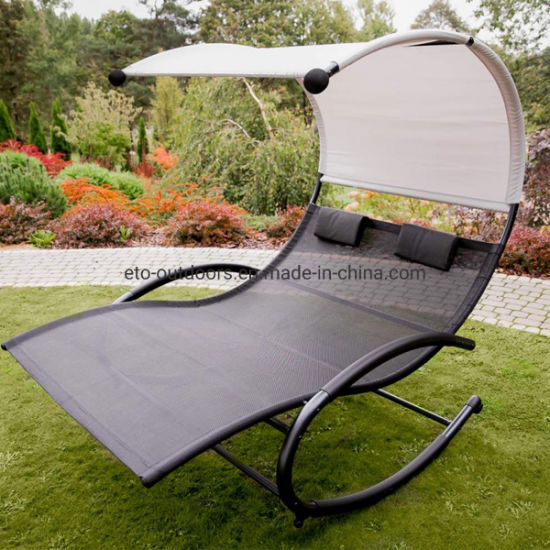 china double patio chaise lounge chairs