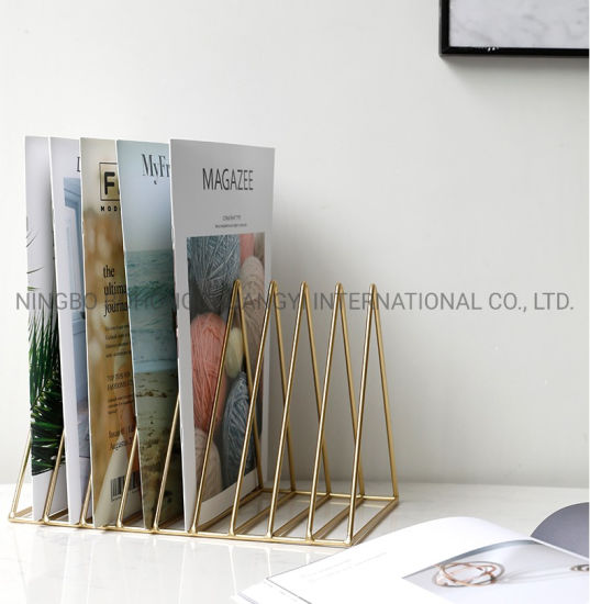 metal wire magazine rack