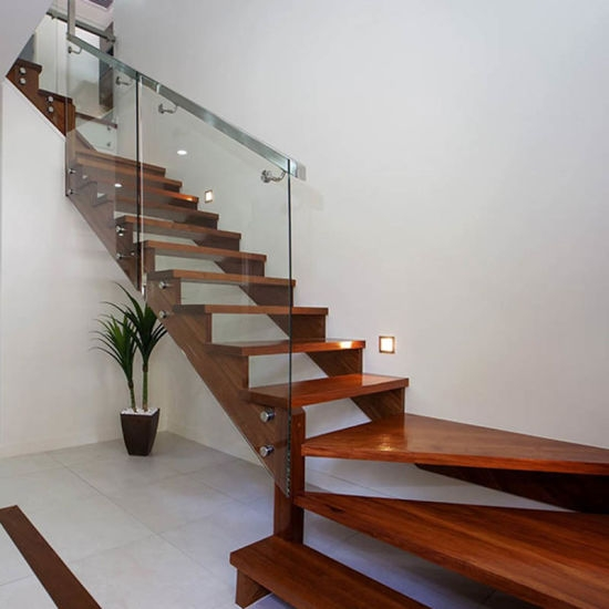 China Stainless Steel Exterior Interior Stair Railings China | Outside Stair Railing Installation | 3 Step | Rail | Painted Porch | Sunroom | Door Offset