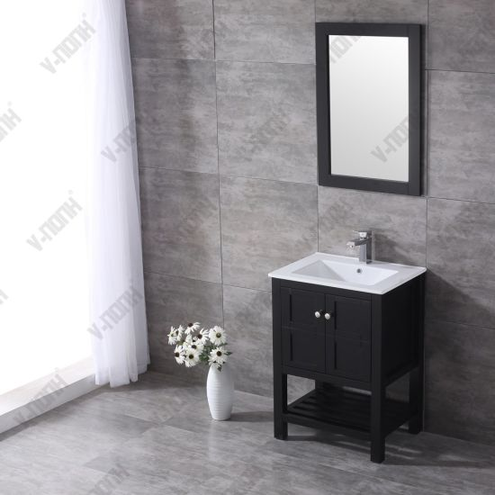 Shop freestanding bathroom vanities from traditional and modern styles. China Hot Sale Modern Free Standing Espresso 24inch Bathroom Vanity China Modern Free Standing
