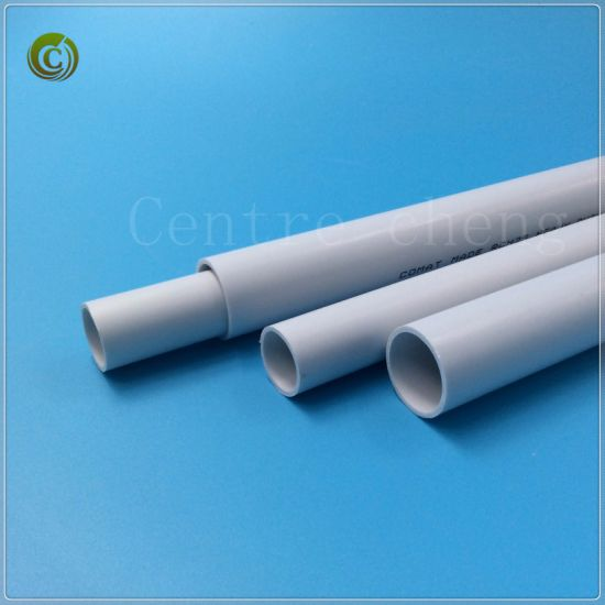 China 2018 Shan Best Price PVC Electrical Pipe Fitting Conduit     2018 Shan Best Price PVC Electrical Pipe Fitting Conduit Wiring Pipe  Plastic Pipe  32Amm