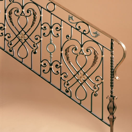 China Best Wrought Iron Stair Railing Modern Iron Railing Designs | Best Railing Design For Stairs | Balusters | Modern Stair | Cable Railing | Staircase Remodel | Glass Railing