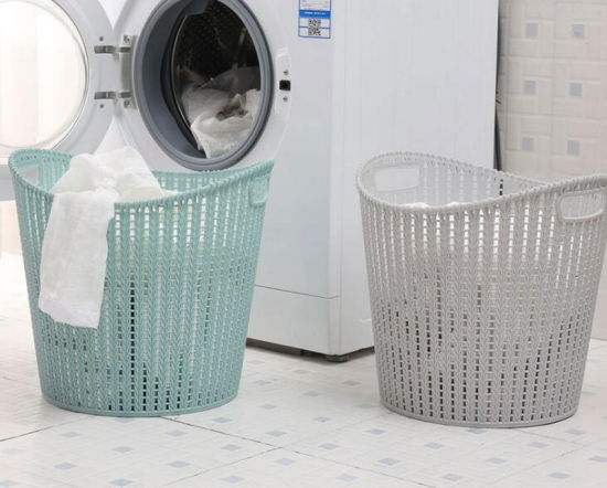 Household Rattan Bathroom Storage Laundry Basket China Laundry Basket And Storage Baskets Price Made In China Com
