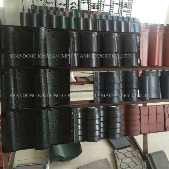 china heavy machinery roof tile machine