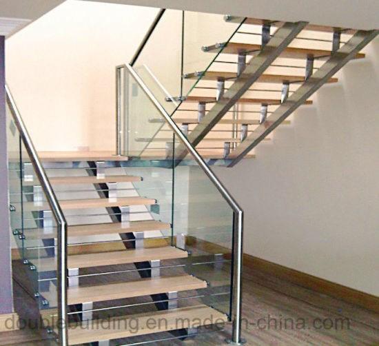 China Anti Slip Solid Wood Used Folding Straight Staircase Design | Folding Staircase Steel Design | Stair Railing | Loft | Glass Railing | Spiral Staircase | Handrail