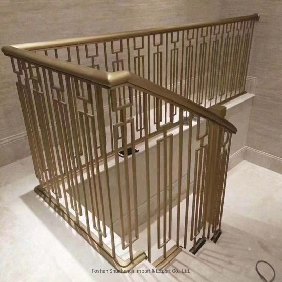 Interior Metal Stair Railing Modern Design Stainless Steel   Metal Stair Railing Indoor   Exterior Metal   Staircase   Stair Residential Building   Cost Glass   Traditional