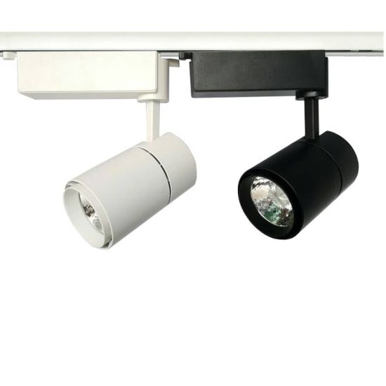 2019 new 10w 20w 30w gallery kitchen focusable led museum track lighting fixture
