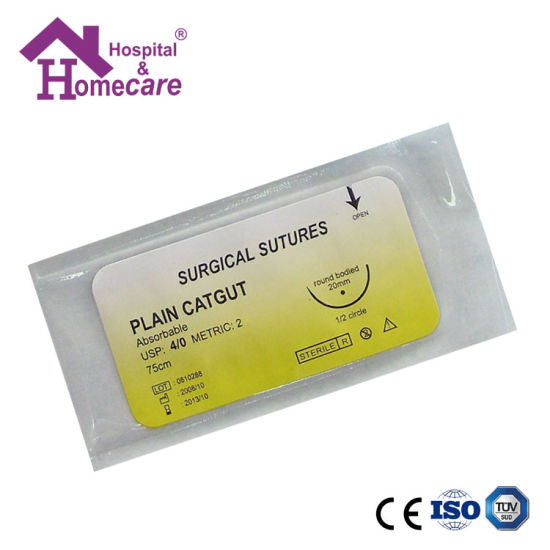 What Color Are Absorbable Sutures