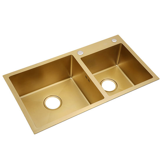 china 304 stainless steel gold color