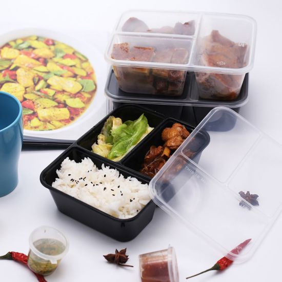 china microwave pp food container lunch