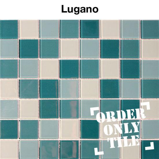 glass tile swimming pool tile amalfi