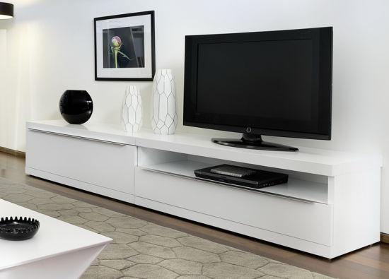 China Matt White Black Lacquer Finish Contemporary Tv Unit Betl 07 China Tv Cabinet Tv Stands