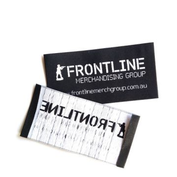 China Hot Sale and Fashion Personalized Woven Clothing Labels for     Hot Sale and Fashion Personalized Woven Clothing Labels for Garment