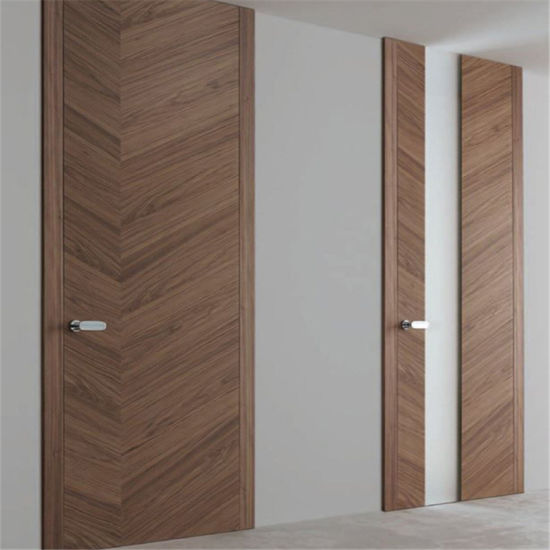 China Modern Interior Wood Door Designs, Hotel Wood ...
