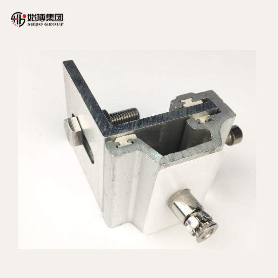 curtain wall accessories mounting bracket