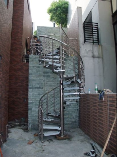 Outdoor Used Spiral Staircase Prices Design Glass Spiral | Outdoor Spiral Staircase Prices | Stair Case | Wrought Iron | Stainless Steel Spiral | Handrail | Stair Parts