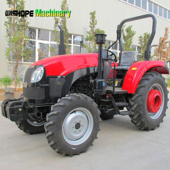 40hp 4wd Kubota Type Tractor S For Sri Lanka