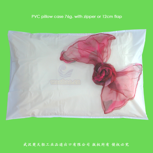 pp pillow cover and pp pillow case