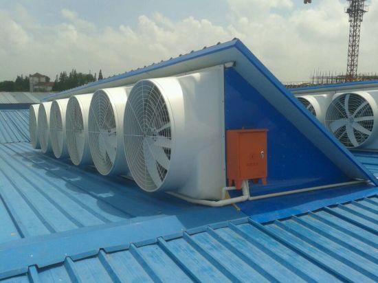 china roof ventilation fan