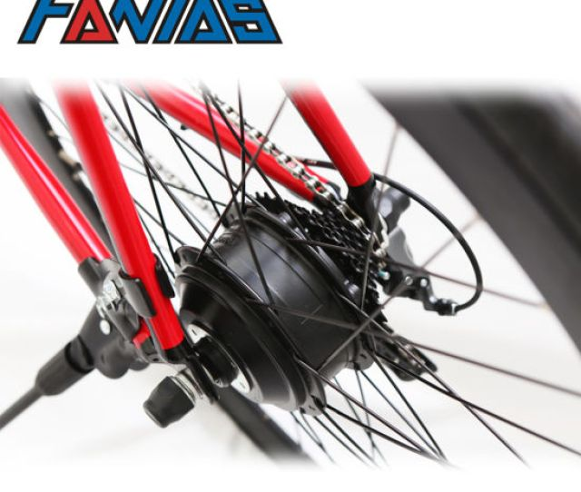 Fantas Bike Hawkeye C E Bike Vw Fast Electric Bicycle
