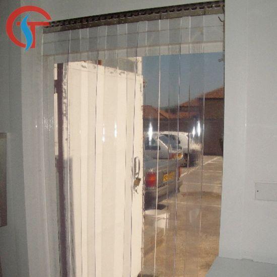 china cold room plastic vinyl air