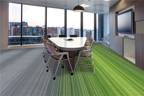 china tufted loop pile carpet tile home depot pp stripe carpet tiles for home residential flooring