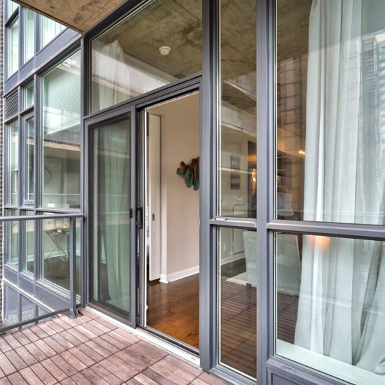 china jbd standard sliding glass door