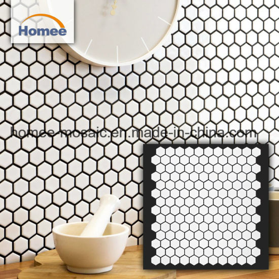 design small hexagon mosaic