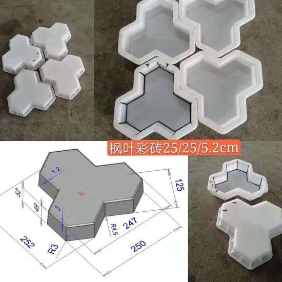rubber plastic cement tile molds