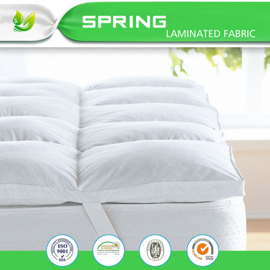 Fully Encased Bed Bug Mattress Cover With Zipper