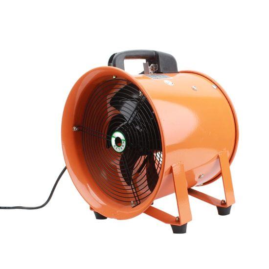china permanent magnet dc motor exhaust fan axial flow fan supplier taizhou hangda electromechanical co ltd