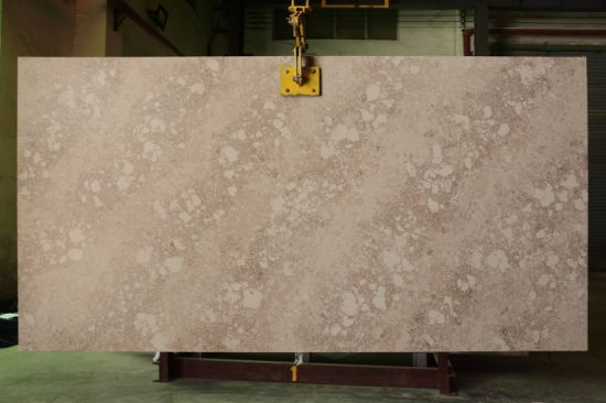 limestone surface polished fashion