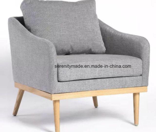 Comfortable Living Room Single Seater Sofa Lounge Chair
