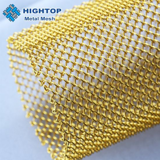 flexible chain link metal curtain decorative chain link mesh for divider in stainless steel