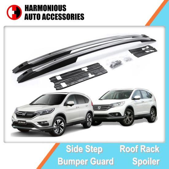 car parts auto accessory aluminium roof racks for honda cr v 2012 2015 crv luggage carrier
