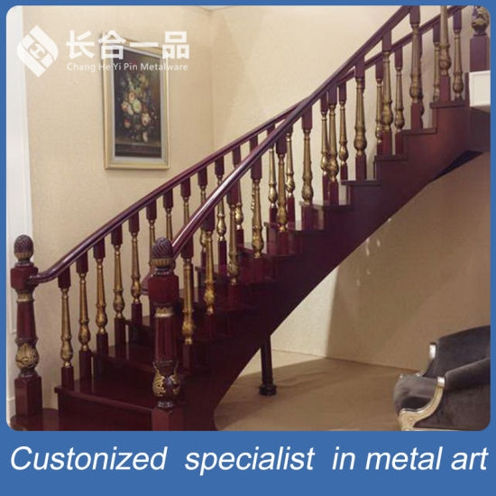 China Customized Deluxe Indoor Stainless Steel Stairs Railing For | Deluxe Stair And Railing | Stainless Steel Stairs | Houzz | Barclay Hollywood | Mg Alloy | Interior Stair