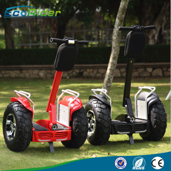 Airwheel Standing Two Wheel Scooter Mini Self Balancing Electric Chariot